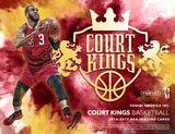 2016/17 Panini Court Kings Basketball Hobby 16-Box Case (Presell)