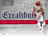 2016/17 Panini Excalibur Basketball Hobby 16-Box Case (Presell)
