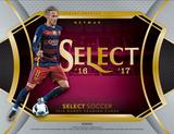2016/17 Panini Select Soccer Hobby 12-Box Case (Presell)
