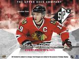 2016/17 Upper Deck SPx Hockey Hobby 10-Box Case (Presell)
