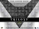 2016/17 Upper Deck Trilogy Hockey Hobby Pack (due January)