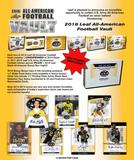 2016 Leaf All-American Football Hobby 12-Box Case (Presell)