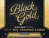 2016 Panini Black Gold Football Hobby 8-Box Case (Presell)