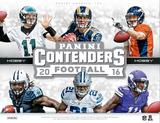 2016 Panini Contenders Football Hobby 12-Box Case (due January)