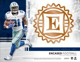 2016 Panini Encased Football Hobby 8-Box Case (Presell)