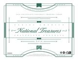 2016 Panini National Treasures Collegiate Football Hobby 4-Box Case (Presell)