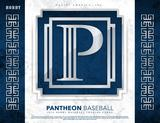 2016 Panini Pantheon Baseball Hobby 8-Box Case (Presell)