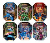2016 Pokemon Best Of EX Collector 12-Tin Case