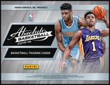 2015/16 Panini Absolute Basketball Hobby 10-Box Case (Presell)
