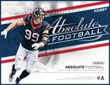 2016 Panini Absolute Football Hobby 10-Box Case (Presell)