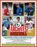 2016 Topps Archives Baseball Hobby 10-Box Case (Presell)