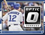 2016 Panini Donruss Optic Baseball Hobby 12-Box Case (Presell)
