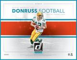 2016 Donruss Football Hobby 18-Box Case (Presell)