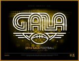 2016 Panini Gala Football Hobby 8-Box Case (Presell)