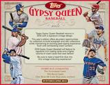 2016 Topps Gypsy Queen Baseball Hobby 10-Box Case (Presell)