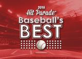 2016 Baseball's Best Hit Parade 10 Box Case - 110 HITS PER CASE!!!