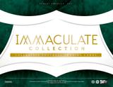 2016 Panini Immaculate Collegiate Football Hobby Box (Presell)