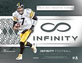 2016 Panini Infinity Football Hobby 15-Box Case (Presell)