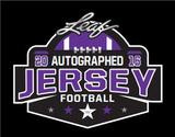 2016 Leaf Autographed Jersey Edition Football Hobby 8-Box Case
