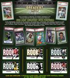 2016 Leaf Greatest Hits Football Hobby Box (Presell)
