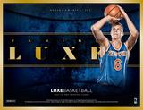 2015/16 Panini Luxe Basketball Hobby 8-Box Case (Presell)