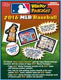 2016 Topps Wacky Packages Baseball Collector's Edition 6-Box Case (Presell)