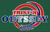 2016 TriStar Odyssey Football Hobby Case (16 Ct.)