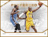 2015/16 Panini Preferred Basketball Hobby 8-Box Case (Presell)