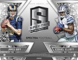 2016 Panini Spectra Football Hobby 8-Box Case (Presell)