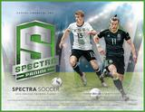 2016 Panini Spectra Soccer Hobby 6-Box Case (Presell)