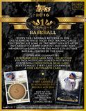 2016 Topps Tier One Baseball Hobby Box (Presell)