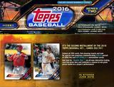 2016 Topps Series 2 Baseball Hobby 12-Box Case (Presell)