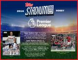 2016 Topps Stadium Club Soccer Hobby 16-Box Case (Presell)