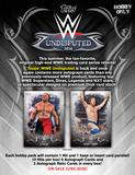 2016 Topps WWE Undisputed Wrestling Hobby 8-Box Case (Presell)