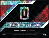 2016 Panini Unparalleled Football Hobby 16-Box Case (Presell)