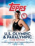 2016 Topps U.S. Olympic Team Hobby Box (Presell)