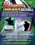 2017 Bowman Draft Baseball Hobby Jumbo 8-Box Case (Presell)