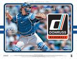 2017 Panini Donruss Baseball Hobby 16-Box Case (Presell)