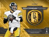 2017 Panini Gold Standard Football Hobby 12-Box Case (Presell)