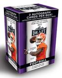 2017 Leaf Draft Football 20-Pack 20-Box Case (Presell)