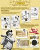 2017 Leaf Babe Ruth Immortal Collection Baseball Hobby Box (Presell)