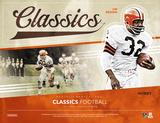 2017 Panini Classics Football Hobby 20-Box Case (Presell)