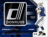 2017 Panini Donruss Football Hobby 18-Box Case (Presell)