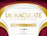 2017 Panini Immaculate Collection Collegiate Football Hobby Box (Presell)