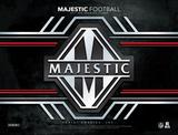 2017 Panini Majestic Football Hobby 5-Box Case (Presell)