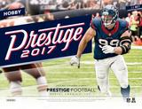 2017 Panini Prestige Football Hobby 12-Box Case (Presell)