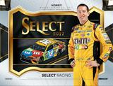 2017 Panini Select Racing Hobby 12-Box Case (Presell)