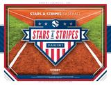 2017 Panini USA Stars & Stripes Baseball Hobby 20-Box Case (Presell)