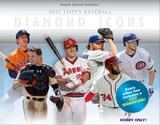 2017 Topps Diamond Icons Baseball Hobby 4-Box Case (Presell)