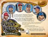 2017 Topps Gypsy Queen Baseball Hobby Box (Presell)
